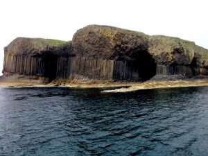 Staffa - Fingals and Mackinnon's caves