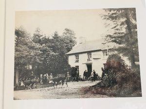Old droving inn