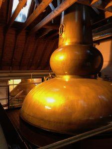 Distillery vat