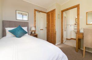 Bedroom at Argyll Hotel