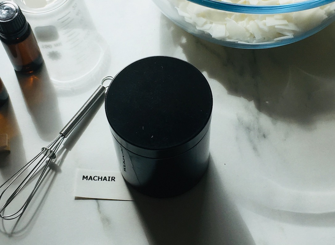 Soy Candle Machair